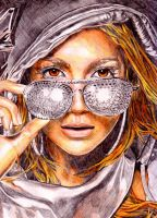 Jennifer Lopez by Fandias