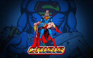 Crisis on Infinite Earths! by Superman8193