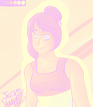 Jackie color palette by 222222555555