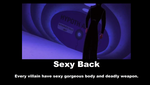 Sexy back by Mistery5Lover6