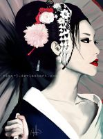 Geisha by Rina-9