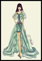 Fashion Design Dress 3. by TwISHH