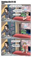 gaming life 01-03 by longlei