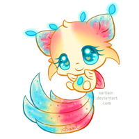 [CLOSED] Bubble Kitten #2 by Sarilain