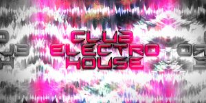 Club Electro House Banner by Nightmare95GFX