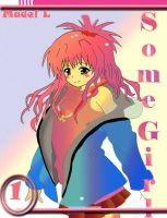 Some Girl Manga Cover by Madelawliet