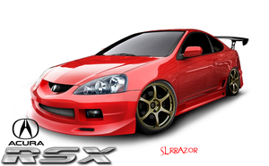 Acura RSX - 21 collection by SLRrazor