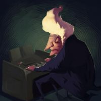 the pianist by amircatic