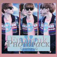 Photopack Eunhyuk- Super Junior 010 by DiamondPhotopacks
