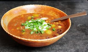 tomatillo soup by agent229