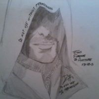 A sketch of Ezio by dncbrules