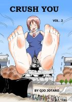 Crush You The Giantess Vol 2 by giorunog