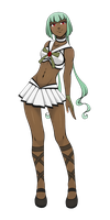 Insurgent Sailor Emerald by RainshadowArtist