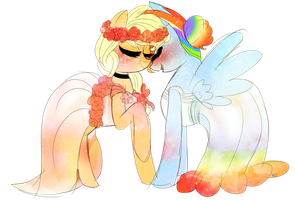 Wishing for a perfect wedding by MissPolycysticOvary