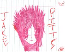 Jake Pitts BVB by DesiPooted
