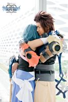 Cosplaymania 2012 Kingdom Hearts Birth by Sleep 03 by portpolyonamo1979