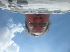 Day 103: Upside down Me by Caedy