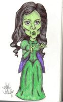 Elphaba by AestheticEngineer