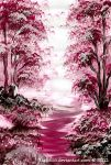Pink Way by Ludifico