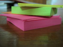 Notepads by Insan-Stock