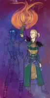 WIP Anders Then and Now by dr-glitzkrieg