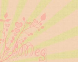 Wallpaper for Meg by wspeirs
