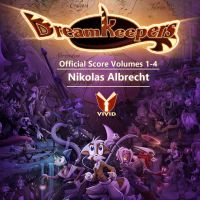 Volumes 1-4 Score Album Art by Dreamkeepers