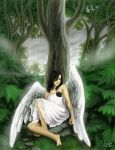 Forest Angel by REGGDIS