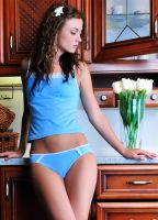 blueS at the kitchen by CrazyBelka