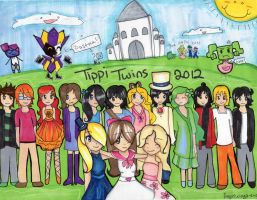 2012 TT group picture! by Angelwing8