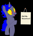 ASK ME ANYTHING! by FlooFluffle