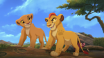 Kion ~ Movie Colour Testing by EyesInTheDark666
