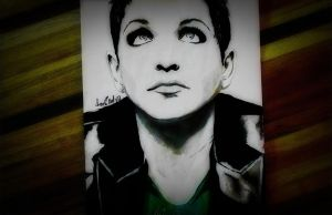 Brian Molko by CharliRed