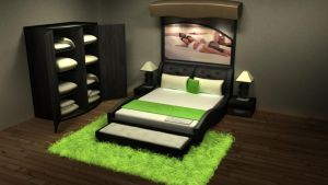 iComfort Showroom4 by TheSilverLining32