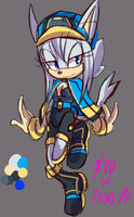Adopt Sonic Female : OPEN ( Change price ) by Zubwayori