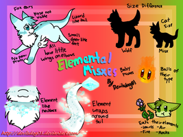 Elemental Misxes Species Sheet by DevilsRealm