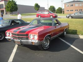 1970 Chevrolet El Camino by Shadow55419