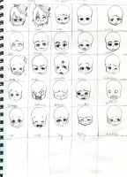 25 expressions challange by Angel-baby-love