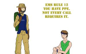 EMS RULES  12 PPE by dernwine