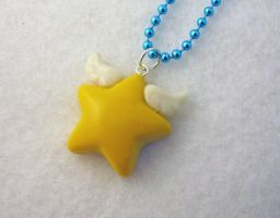 Wish Upon a Star Necklace by egyptianruin