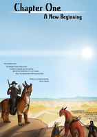 Red Sky Page 3.5 by captaincuttlefish