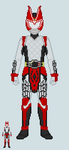 Toku sprite - Idunn (Base suit) by Malunis
