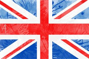 union jack by AlaasDesigns