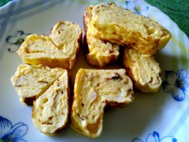 tamagoyaki rabbu by plainordinary1