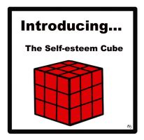 The Self-Esteem Cube by freaky06