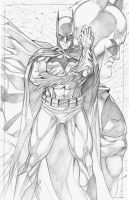 Batman Rising by martheus