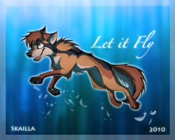 Let it Fly by Skailla