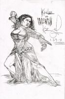 Wench Concept 036 - Kirilee as by SpiritedFool