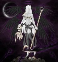Eclipsis, Goddess of Shadows by EclipseSeraph
