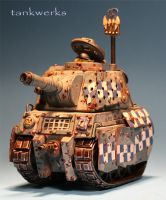 lil' fatty grot tank by billking